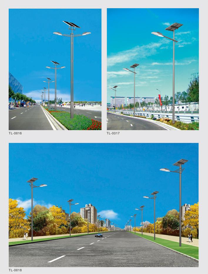 太阳能路灯-扬州汉威光电科技有限公司